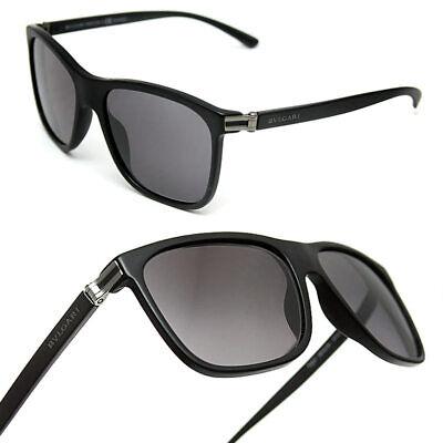 $480 BVLGARI Men's BLACK LOGO (Bulgari Sunglasses Men)