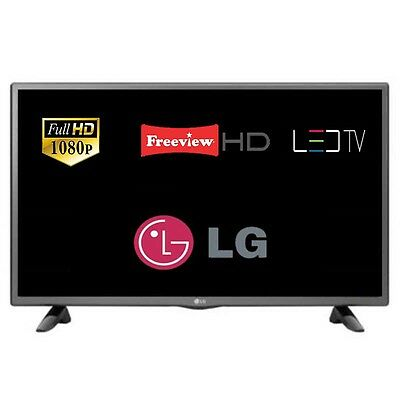 "LG 49LF510V 49"" LED TV Full HD 1080p With Freeview HD Multiple Connectivity"