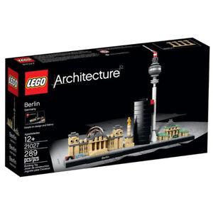 LEGO ARCHITECTURE #21027, Berlin (RETIRED)