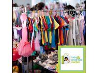 Tiverton Baby & Children's Market Nearly-new Sale