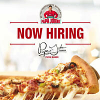 Papa Johns is looking for a F/T Closing Delivery Driver