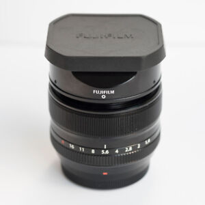 Fuji 35mm F1.4 For sale or SWAP with 23mm F/2