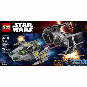 Sealed Lego Star Wars Sets