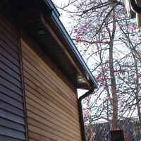 Seamless Eavestrough, Siding, Roofing