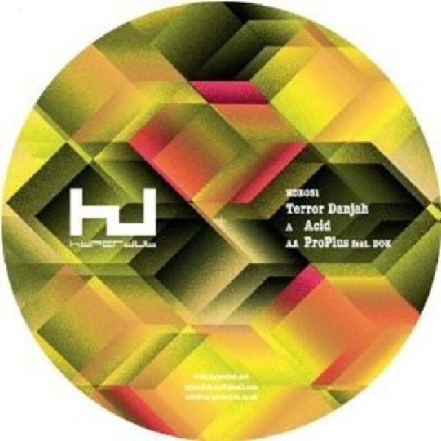 Terror Danjah - Acid/Pro Plus Vinyl Maxi Single Neu
