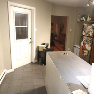 Montreal...4 bedroom RDC unit...heating/electricity included