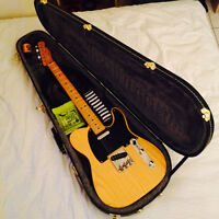 Selling Butterscotch Classic Vibe Squier Telecaster - $450 OBO.