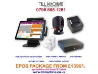 OPTIMUS EPOS SOLUTIONS FROM £1399, BEST FOR RETAIL, RESTAURANT & TAKEAWAYS