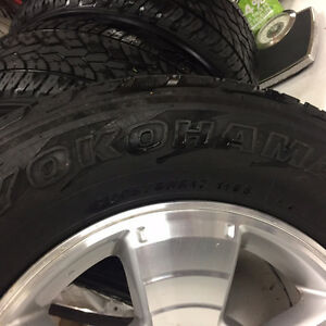 """17"""" Toyota Tacoma Wheels and Tires North Shore Greater Vancouver Area image 3"""