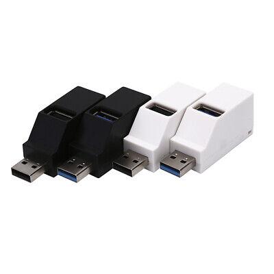 Car3 Port USB-Hub USB 3.0 / 2.0 Hochgeschwindigkeits-Hub-Splitter-Box für PC DDE Usb Port Splitter