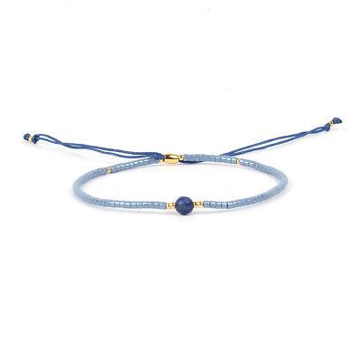 Crystal Gems Mix Beaded Friendship Bracelets Charm Adjustable Bracelet Jewelry](Beaded Friendship Bracelets)