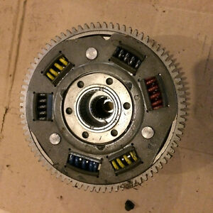 Triumph Daytona 600 650 Speed Four clutch assembly pressure plat