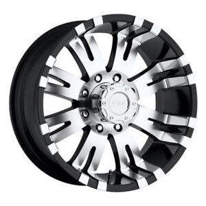 NEUF - 1 Jante Pro Comp Xtreme Alloys Series 8101