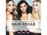 OFFER ON AWARD WINNING HAIR EXTENSIONS! ~~Hair Rehab London Official stockist introductory offer~~