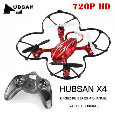 US Stock Hubsan X 4 H107C  Drone 2.4G 4CH RC Quadcopter with 0.3 MP HD Camera