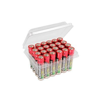 24x MICRO AAA LR03 MN2400 Batterien CAMELION PLUS Alkaline im Box-Blisterpack Aaa Blister Pack