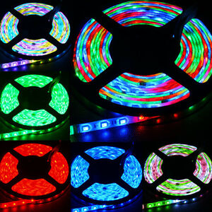 LED Lighting Strips, So Many Bright Lighting Colours to switch.