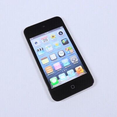 Apple iPod Touch 8GB 4th Gen Generation Black MP3 WARRANTY segunda mano  Embacar hacia Spain