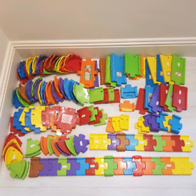 VTech,Toot Toot,track,bundle,125 pieces,toys,