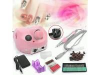 Electric Manicure Nail Art File Drill Machine nail 30000 Rpm