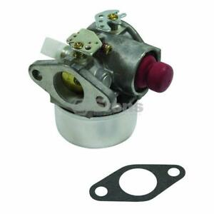 Carburetor Replaces Tecumseh: 640149 | ON SALE! 15% Off Reg $74.59 (You Save $11.34)