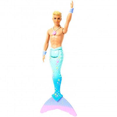 Barbie Dreamtopia Merman Ken Doll Blonde Hair