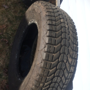 225/70/16  Winterforce  1 New Tire