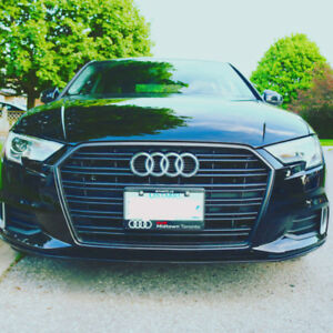 Lease 2018 audi a3 15000 kms. 3 years left.  435/m