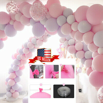 Balloon Column Kit (Balloon Arch Frame Kit Column Water Base Stand Wedding Birthday Party Decor)