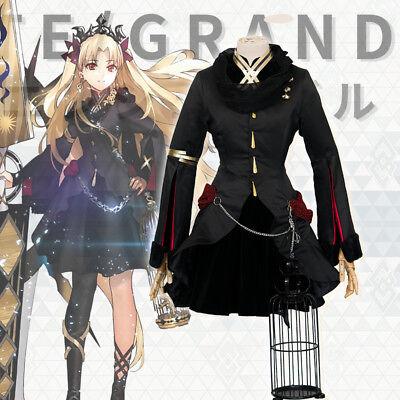 Fate Grand Order Lancer Ereshkigal Cosplay Custume Dress Halloween Costume Cage](Order Halloween Costume)