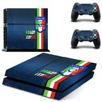 156 Sticker skin wrap ps4 stickers playstation 4 + 2x contro