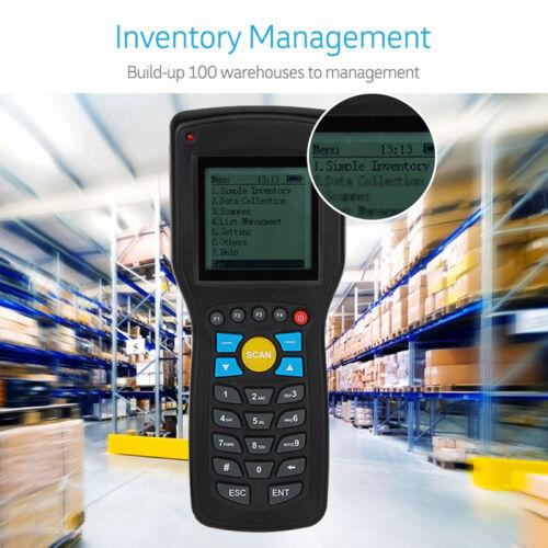 Data Inventory Management 433MHz Wireless Laser 1D EAN13 UPC