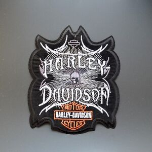 "Harley Davidson Owners Group Patch - 4.5"" x 3.3"" - Each London Ontario image 2"