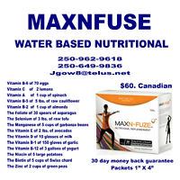 RSVP Feb 13th 2pm Whitespot Maxnfuse- Nutrition or Survival Food