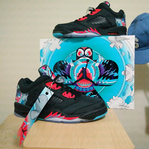 Size 9 Chinese New Year 5 Lows DS
