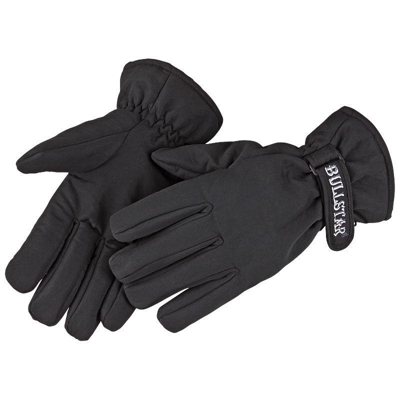 Handschuhe Softshellhandschuhe Winterhandschuhe Fingerhandschuhe Bullstar Neu962