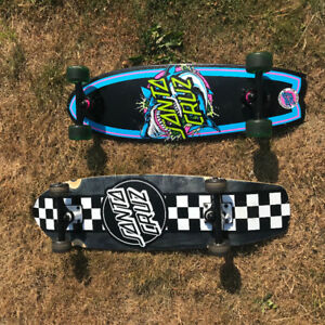 Skateboard SantaCruz, Cruiser, new