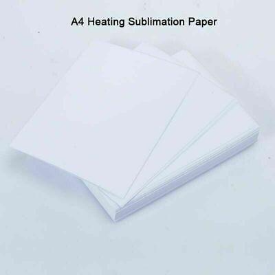 Dye Paper Heat Transfer Paper Iron On A4 110 Pcs For Diy Printing Mug T-shirt Us