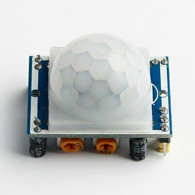 New Hc-sr501 Infrared Pir Motion Sensor Module For Arduino Raspberry Pi