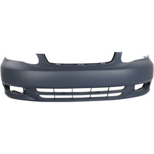 2003 - 2004 TOYOTA COROLLA FRONT BUMPER TO1000240 5211902915