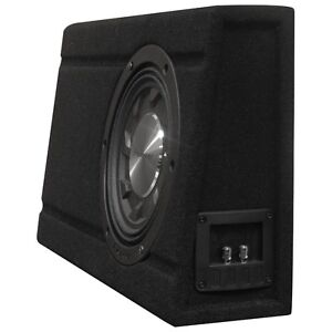 "New in box:Bassworx Sealed Box for 10"" Subwoofer"