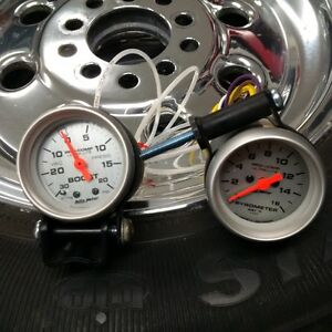 Boost and Pyrometer (EGT) gauges for sale