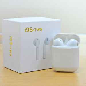 FREE DELIVERY - ULTIMATE WIRELESS BLUETOOTH EARBUDS X9S, i8X i9S