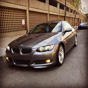 2007 BMW 3-Series sport Package Coupe