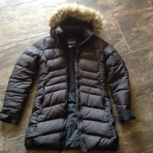 Women's/Teen Down Marmot Winter Coat