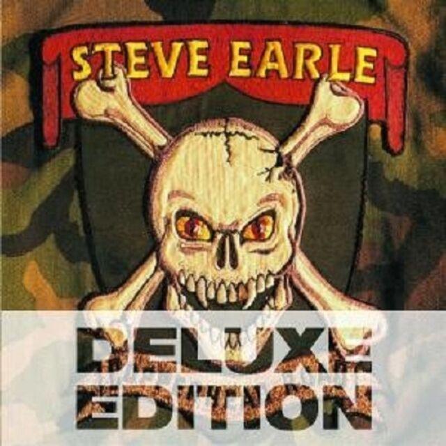 "STEVE EARLE ""COPPERHEAD ROAD"" 2 CD DELUXE EDITION NEU"