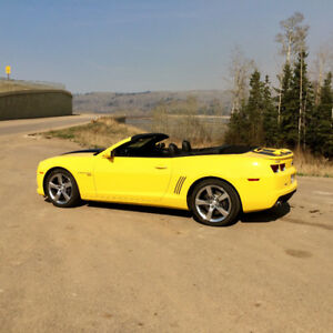 For Sale ~2011 Chevy Camaro Convertible V8