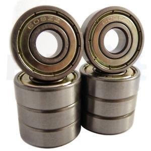 Bearing roller blades et skateboards stainless billes ceramiques