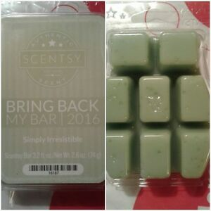 Scentsy's Simply Irresistible - full bar - BBMB 2016