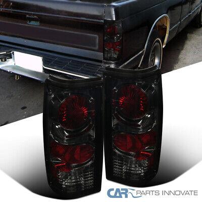For 82-93 Chevy S10 Blazer 83-90 GMC S15 Sonoma Smoke Rear Tail Light Brake Lamp
